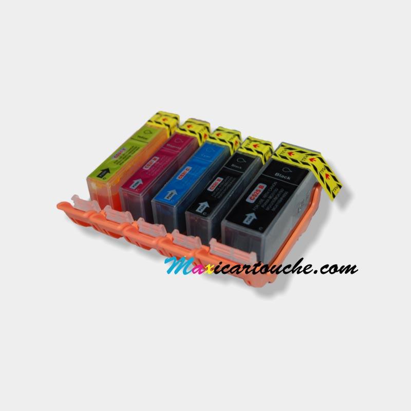 Encre Canon PGI525-CLI526 Pack.