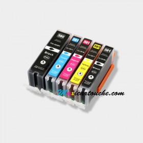 Encre Canon PGI580-CLI581 Pack.