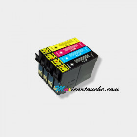Encre Epson T0715 Pack de 4.