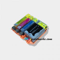 Encre HP 920XL Pack de 4.