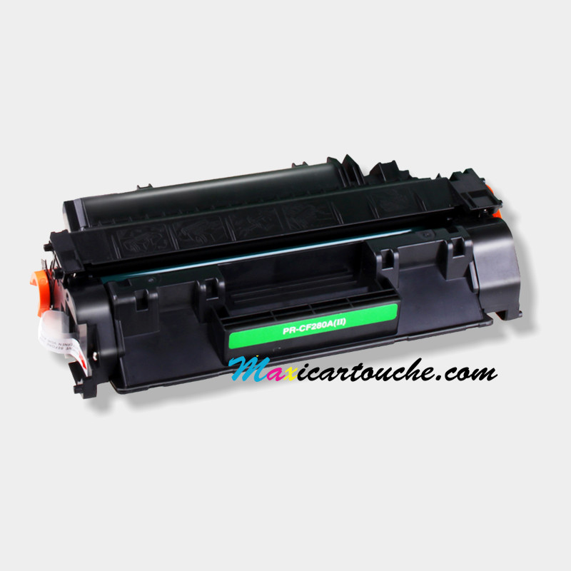 Toner Laser HP 80A Noir (CF280A)