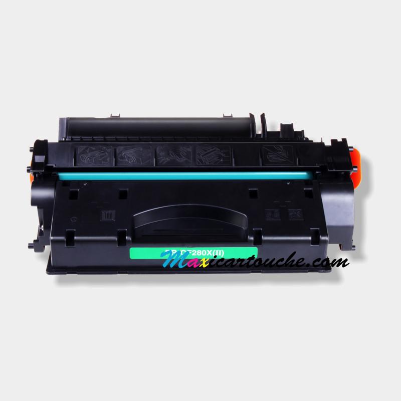 Toner HP 80X Noir
