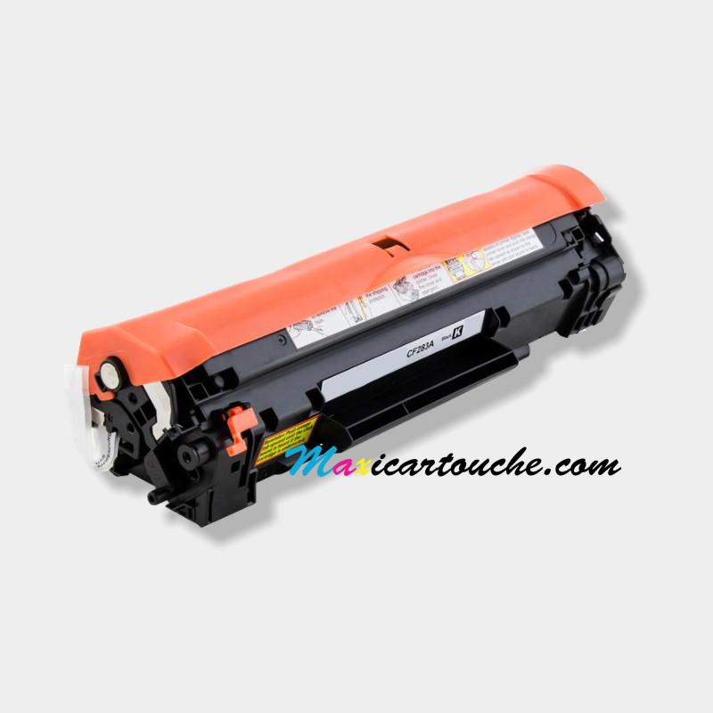 Toner HP 83A Noir