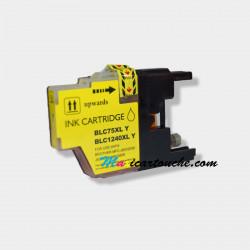 Pack de compatibles : Noir / Cyan / Magenta / Jaune LC1240
