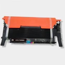 Toner Laser Samsung CLT-K406S Noir.