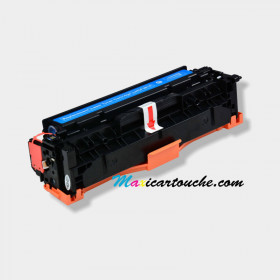 Toner Laser HP 312A Cyan.