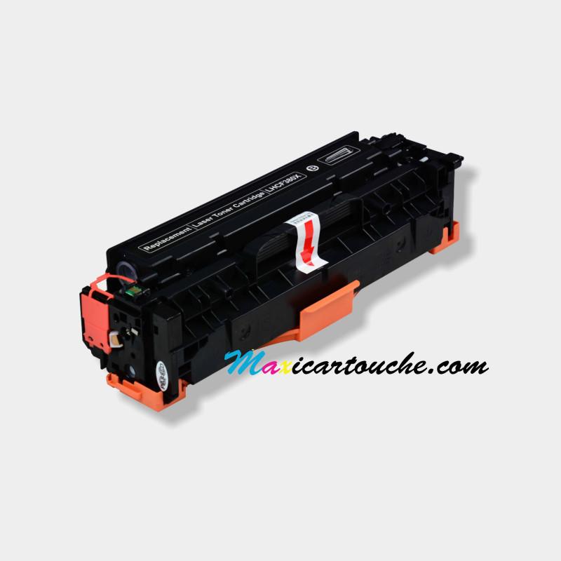 Toner Laser HP 312A Noir.