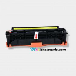 Toner Laser HP 312A jaune.