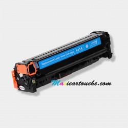 Toner Laser HP 305A Cyan (CE411A)
