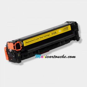 Toner Laser HP 305A Jaune (CE412A)