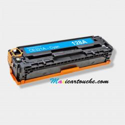 Toner Laser HP 128A Cyan (CB321A)