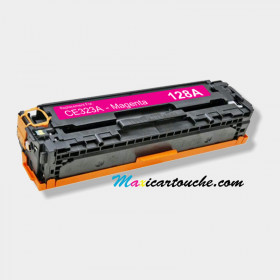 Toner Laser HP 128A Magenta (CB323A)