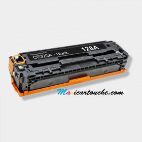Toner Laser HP 128A Noir (CB320A)