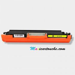 Toner Laser HP 126A Jaune (CB312A)
